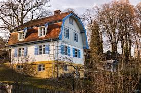 Haus In Haus Münter Haus In Murnau Am Staffelsee Foto U0026 Bild Deutschland