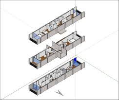 Types Of Floor Plans by 24 Types Of Le Corbusier Architecture Sketchup 3d Models