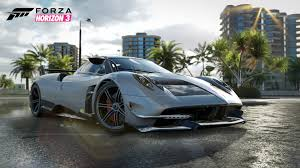 custom pagani burn new rubber with the forza horizon 3 smoking tire car pack