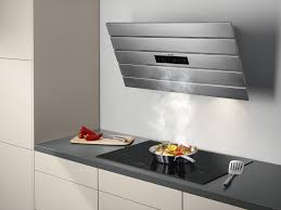 Kitchen Island Extractor Hoods Ifa 2015 Preview The New Cooker Hoods That Automatically Adapt To