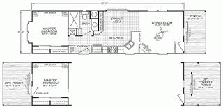 Mobile Home Floor Plans Single Wide Single Wide Mobile Home Floor Plans And Pictures 12 Photos