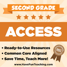 Havefunteaching Com Math Worksheets Second Grade Access Teaching