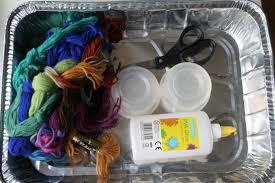 wool and glue birdie nest the imagination tree
