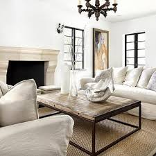 Modern Living Room Tables Industrial Coffee Table Design Ideas