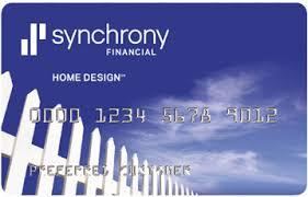 home design credit card astonishing 3 synchrony home design credit card at