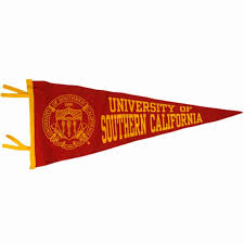 Ssp Flags Usc Seal Pennant