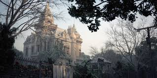 haunted mansion by sanfranguy on deviantart