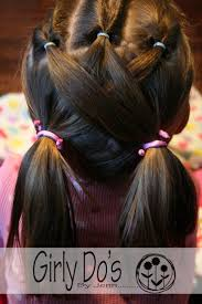 Hairstyles For Toddlers Girls by 74 Best Hair Styles For Picture Day Images On Pinterest