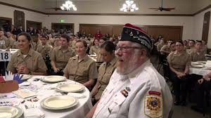 military thanksgiving 2015 thanksgiving us navy recruits welcome ceremony youtube