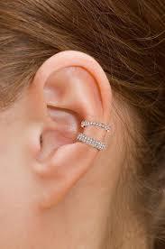 cartilage hoop earrings hoop earring for cartilage trends4us