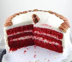 fair how to decorate a red velvet birthday cake birthday ideas red