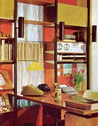 Best S DECOR Images On Pinterest Vintage Interiors - 60s home decor