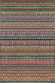 Mad Mats Outdoor Rugs Warm Stripes Outdoor Rug 5 X 8