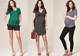 tehotenska moda tehotenská móda