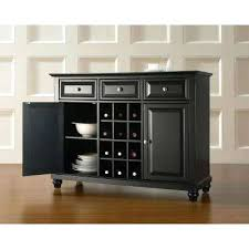 black sideboard buffet distressed sideboards and buffets