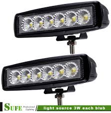 Led Work Light Bar by 18w Mini Led Light Bar For Offroad Truck Tractor Cree Led Work