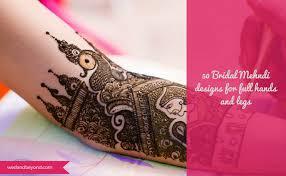 50 bridal mehndi designs for and legs wedandbeyond