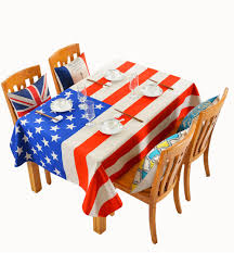 online shop 2017 fashion table cloth american uk country flag