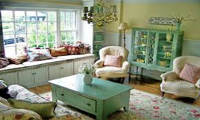 Rustic English Cottage Style  SMITH Design - Interior design cottage style ideas