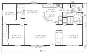 floor plans 3 bedroom 2 bath fascinating 3 bedroom 2 bath open floor plans collection also