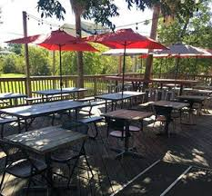 Shade Backyard Best Waterfront Patios In Houston U0027s Bay Area Houston Press