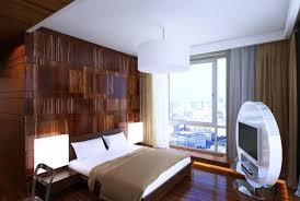 meuble tv chambre a coucher design interieur interieur design moderne chambre coucher panneau