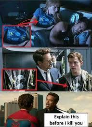 Captain America Meme - explain this before i kill you captain america civil war comics