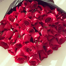 big bouquet of roses you are my everything gardening on carousell