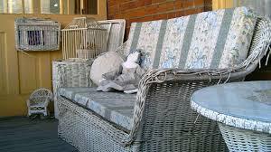 divanetti in vimini da esterno westwing divanetti in vimini stile e raffinatezza