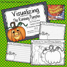 the picture book teacher u0027s edition the runaway pumpkin by kevin