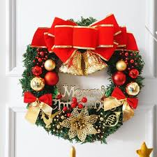 decorations door hanging wreath tree wall hanging decor