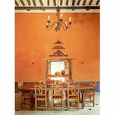 Spanish Colonial Dining Chairs Mexican Style
