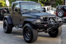 2006 tj jeep wrangler rubitrux jeep wrangler unlimited tj truck conversions for sale