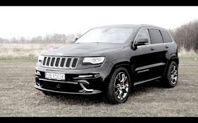 jeep grand cherokee srt white 2017 eng jeep grand cherokee srt test drive and review youtube