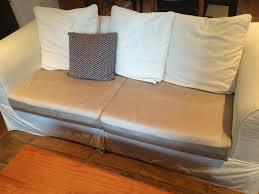 comment refaire un canapé en tissu in the mood for tuto couture refaire les housses de coussins