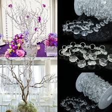 online get cheap acrylic wedding centerpieces aliexpress com