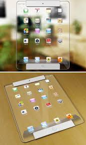 is this transparent ipad in your future ipad mac pro and apple mac