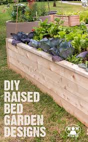 Diy Garden Bed Ideas 9 Diy Raised Bed Garden Designs And Ideas With A Prep