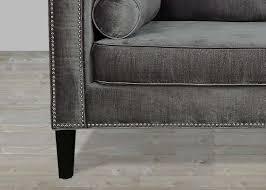 Velvet Settee Sofas Furniture Velvet Loveseat Grey Velvet Sofa Wayfair Sofas