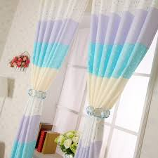 Yellow And Purple Curtains Cheap Blue Purple Polka Dot Curtains For Room
