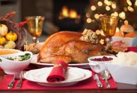 thanksgiving table with turkey genetics at the thanksgiving dinner table 23andme blog