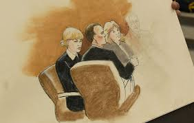 courtroom artist responds to fan criticism of taylor swift