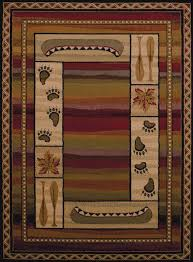 Rustic Rug Rustic Cabin Rugs And Lodge Style Rugs The Cabin Shack