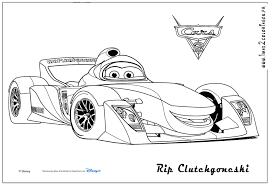 rip clutchgoneski coloring pages