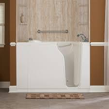 Rectangle Bathtub Bathtubs Idea Astonishing American Standard Saver Tub Lowes