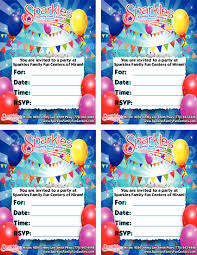 print personalized invitations