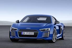 Audi R8 Hybrid - audi kills its r8 e tron electric car with less than 100 units built