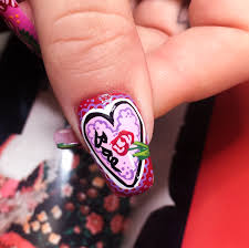 valentines day nail art inspo u2014 wah london