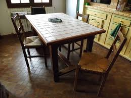 table avec 4 chaises achetez table ancienne en occasion annonce vente à sète 34