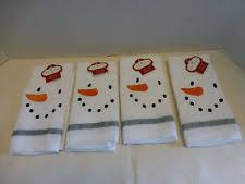 christmas towels 100 cotton christmas towel ebay